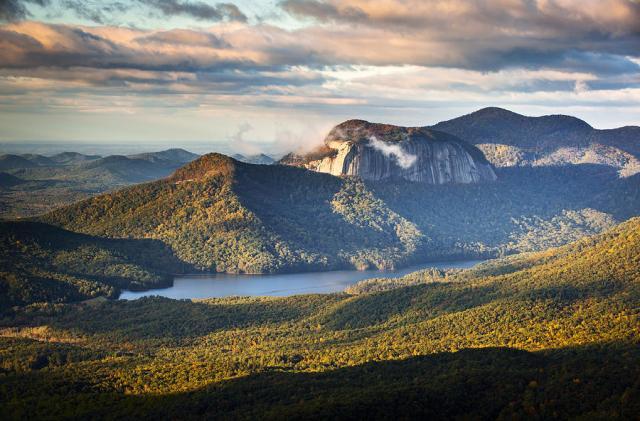 table-rock-sunrise-caesars-head-state-park-landscape-dave-allen (1)