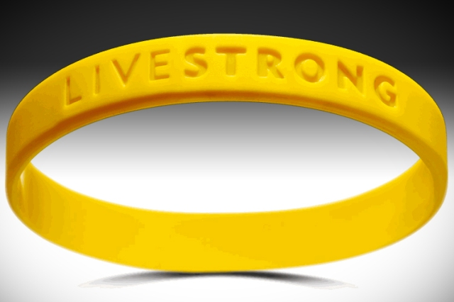 yellow livestrong