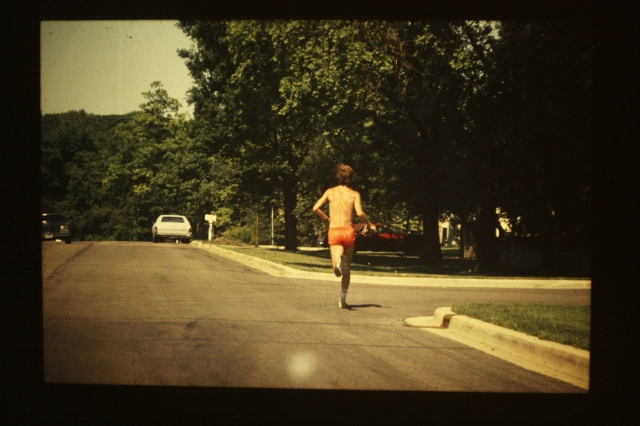 Chris Running 1978