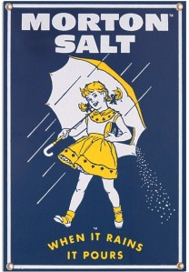 Morton Salt Girls